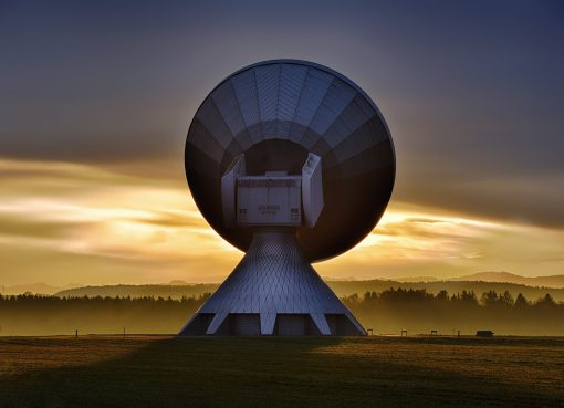 Co widza amerykanskie satelity