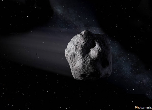 Duzy jak Elbrus asteroida zbliza sie do Ziemii