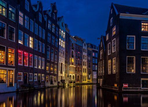 Pracownicy w Holandii