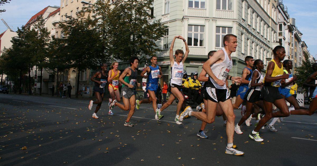Nie odbedzie sie maraton w Berlinie