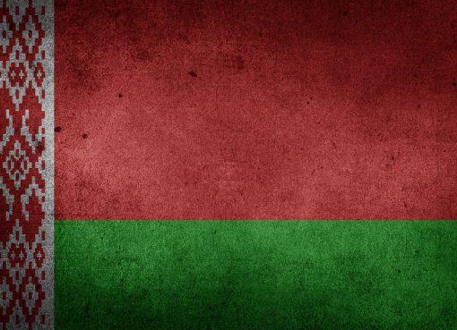 Piec ciezarowek pomocy z Polski na Bialorus
