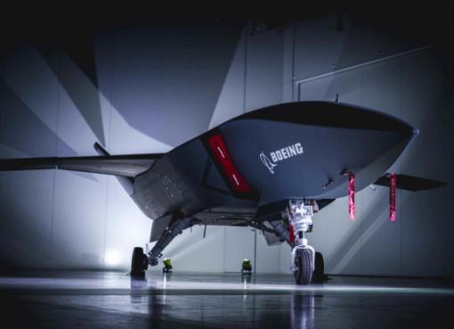 Australijski dron bojowy