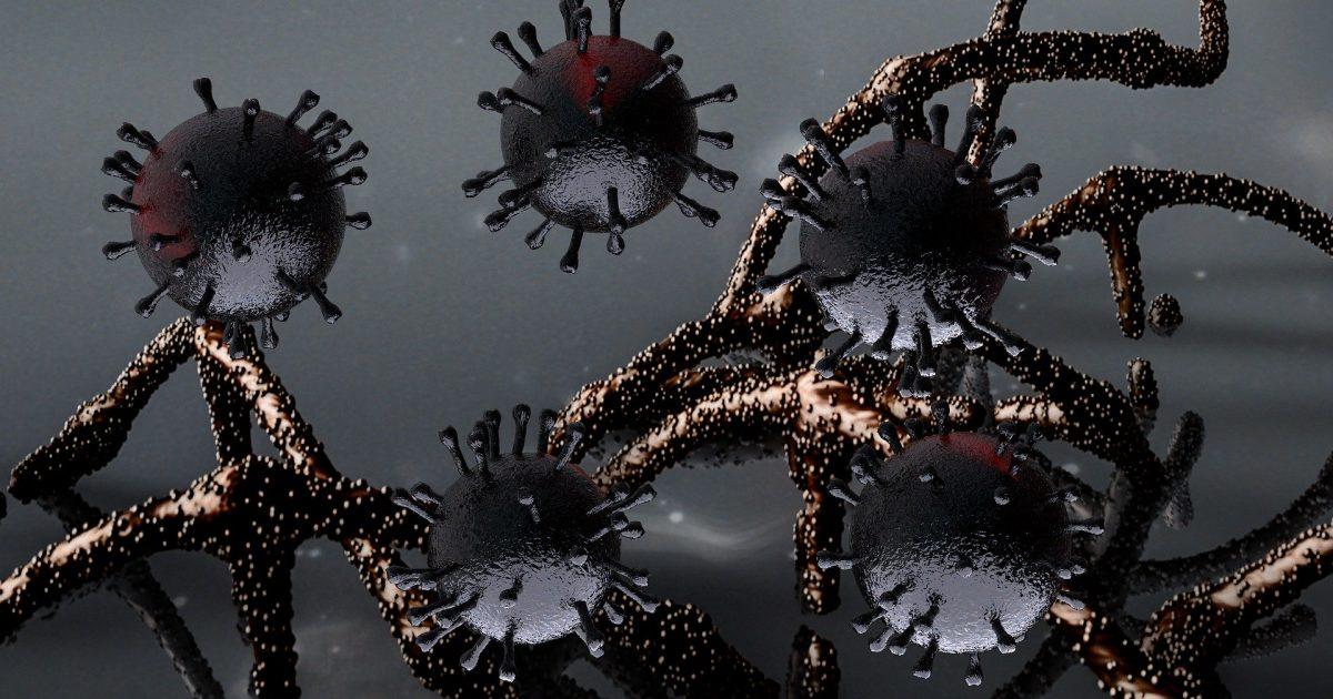 Koronawirus mutuje