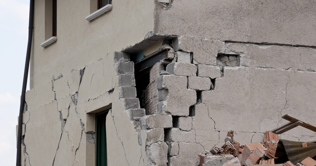 Trzesienie ziemi w Iranie zabilo dwie osoby