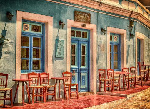 Upaly i rekordowo wysokie temperatury w Grecji