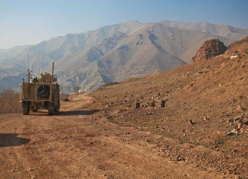 Wybuch samochodu w Afganistanie